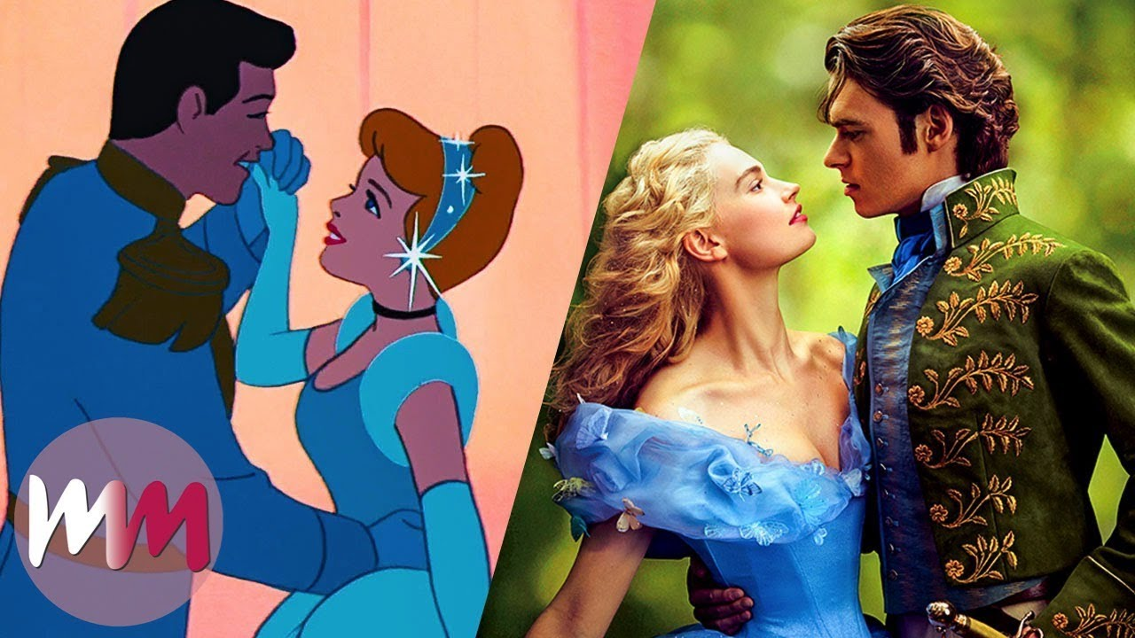 Top 10 Best Changes in Disney Live-Action Remakes
