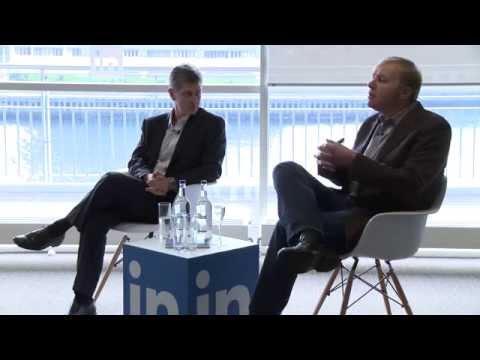 Fireside Chat with Ariel Eckstein & Allen Blue | Talent Connect London 2014