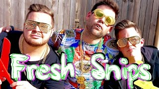 FRESH SNIPS (feat. Bryan Lanning & Jared Mecham) - OFFICIAL MUSIC VIDEO