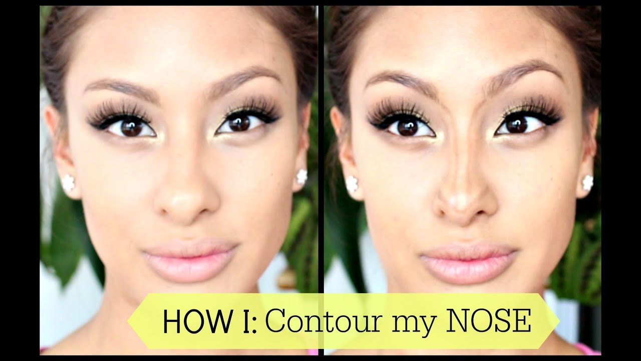 How To Contour My Bulbous Nose | Solution for how to for dummies