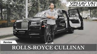 Cầm lái Rolls Royce Cullinan 40 tỷ ở Việt Nam | XE HAY
