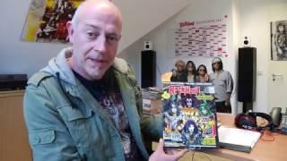 Rock Hard Vol. 360 mit Kiss-Titel + CD