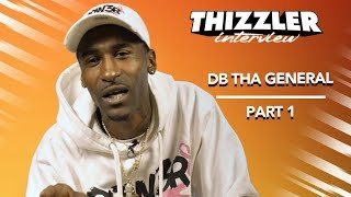 DB Tha General clarifies issues with CML & DNI Mike, and discusses his new album (Part 1)