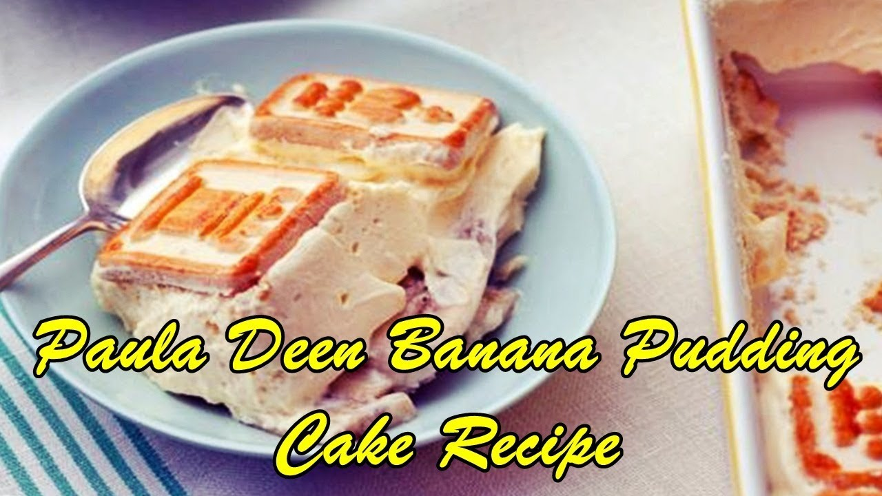 banana pudding wedding cake paula deen banana pudding cake recipe 11060
