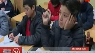 La historia del Liceo San Nicolás - TVN