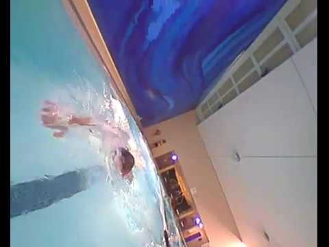 Underwater Swimming Video Analysis Sample