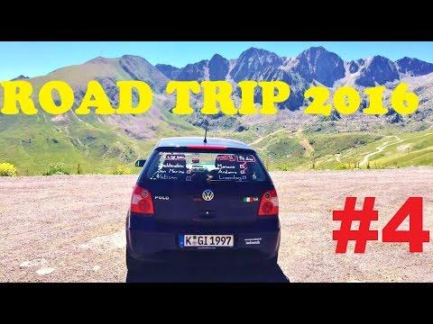 Euro Road Trip 2016 #4 (San Marino-Rome)