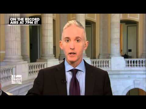 Sneak Peek: Trey Gowdy, post-Benghazi-Hillary testimony