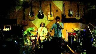 2010.8.10 ブルースカフェにてコラボライブ.