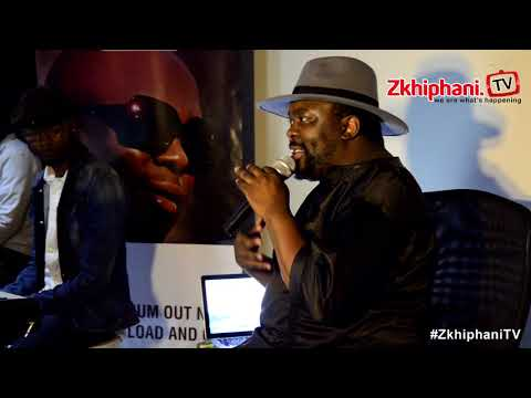 WATCH Kabomo dedicates a heartfelt song to Flabba