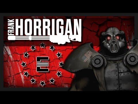 HIstoria De Frank Horrigan - Universo Fallout