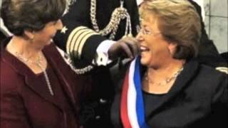 Sandra Farias entrevista a Maria Angelica Enriquez por la asuncion de Michelle Bachelet