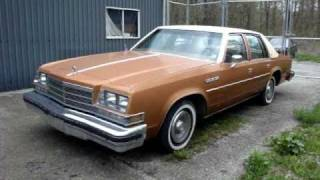 78 BUICK LeSabre FOR SALE 40k orig miles! SUPER CLEAN LOOK $4500