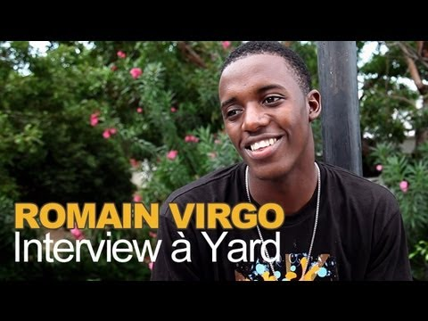 Romain Virgo - Interview à Yard