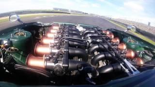 V12 TOYOTA 1GZ-FE ITB RACETRACK FIRST SHAKEDOWN