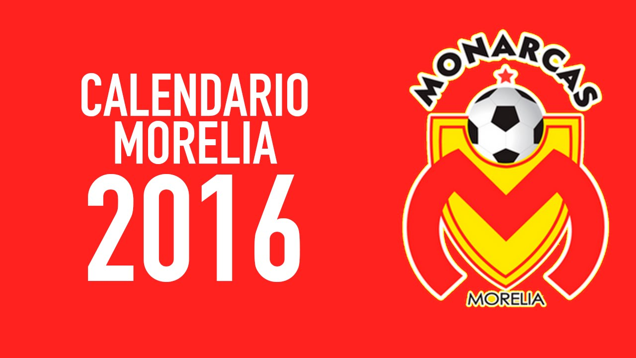 CALENDARIO MONARCAS 2016 - YouTube
