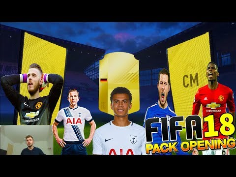 FIFA 18 Pack Opening - Armada din Premier League