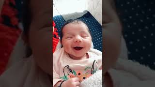 Baby's smile video