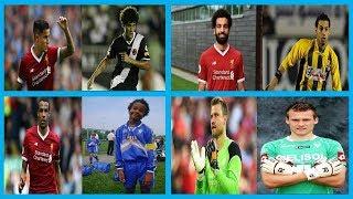 Transformasi 14 Pemain Liverpool Dari Dulu Sampai Sekarang