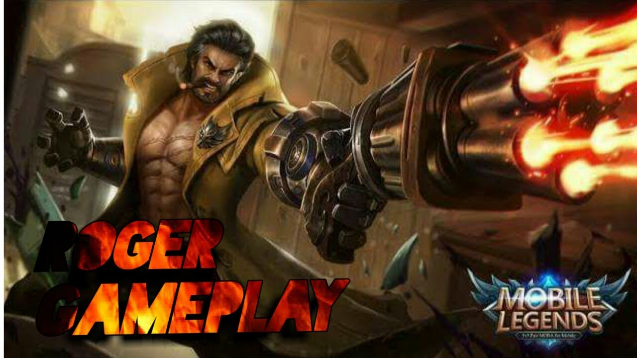 MLBB: Roger Gameplay (Match up Mode) - YouTube