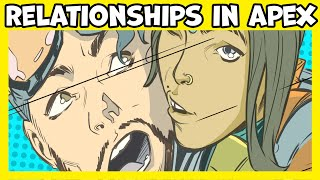 The Relationships & Couples In Apex Legends Most Likely To Happen (Apex Legends Lore)