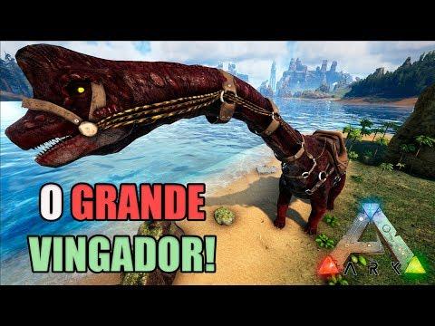 ARK PRIMAL FEAR T3 --- O GRANDE VINGADOR!! ep.13
