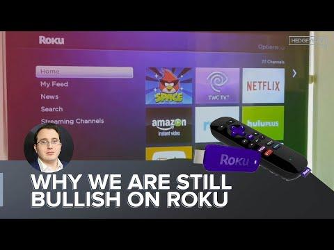 Why We Are Still Bullish On ROKU