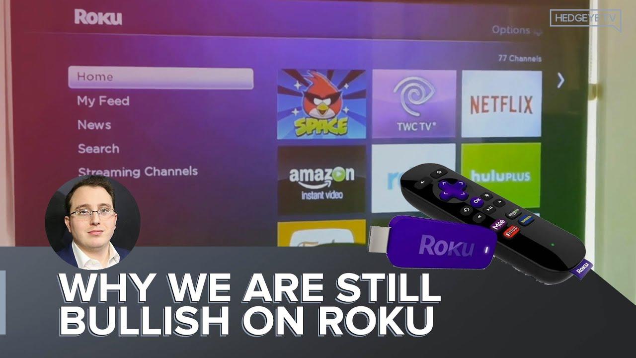 Roku Stock Jumps As Streaming Video Platform Reveals Big User ...