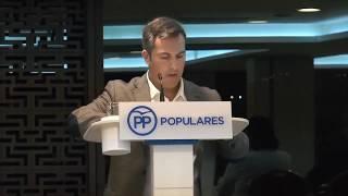 Elección del Presidente del Comité Local del PP de Puerto De la Cruz