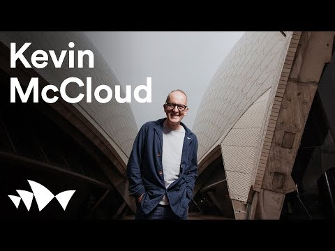 Kevin McCloud of BBC's Grand Designs at Sydney Opera House