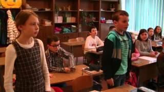 Кубування в 4-Б класі Надвірнянської ЗОШ І-ІІІ ст.№3
