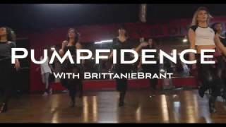 Show Me How You Burlesque  | Brittanie Brant | Christina Aguilera | #PUMPFIDENCE #withBrittanieBrant