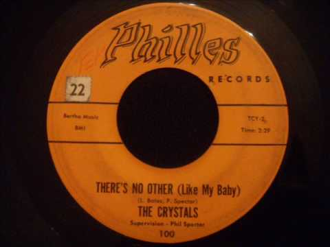 Crystals - There's No Other Like My Baby - Early Crystals Doo Wop Ballad
