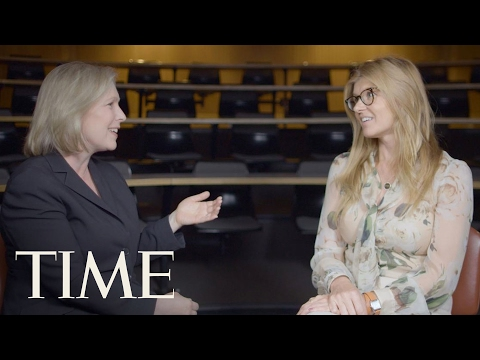 Connie Britton & Senator Kirsten Gillibrand Discuss Feminism & More | The Influencers | TIME