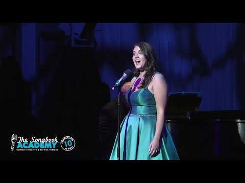 "Cassidy Ewert, Songbook Academy 2019 - ""Come Rain Or Come Shine"""