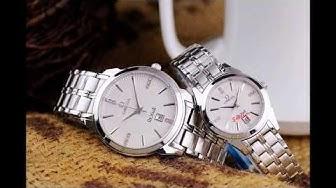 Đồng hồ nam nữ Omega cao cấp, giá rẻ