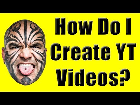 How Do I Create Youtube Videos - Ask Loy Machedo