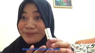 Test lipstik shepora | nude colour