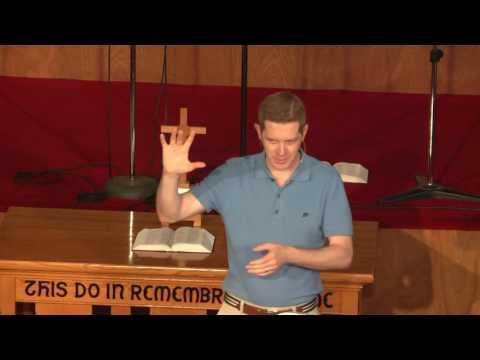 9 July 2017 - Dr. Matthew Walsh – 'Shotgun!' - Revelation 7:1-17
