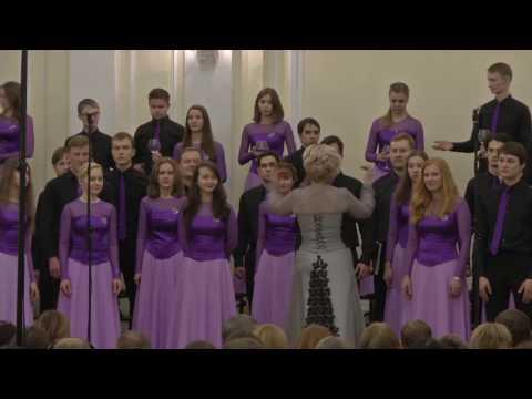 """Новогодний концерт хора ННГУ - """"Северное сияние"""" (2016)"""
