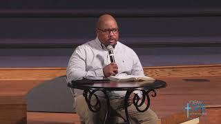 Thursday Bible Study: A Prayer for the Overwhelmed