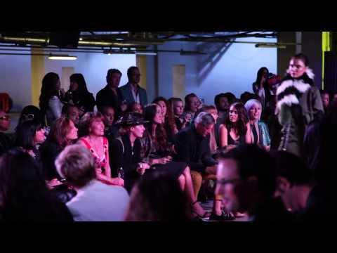 Harvey Nichols Autumn/Winter Fashion Show 2014