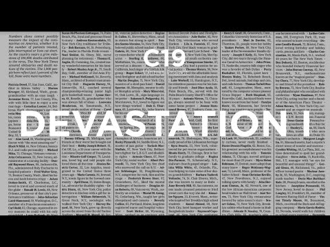 C19WP: DEVASTATION I
