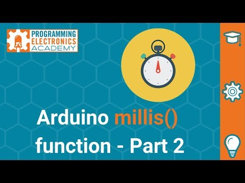 Arduino Delay() And Millis()  Functions: Tight Loops And Blocking Code