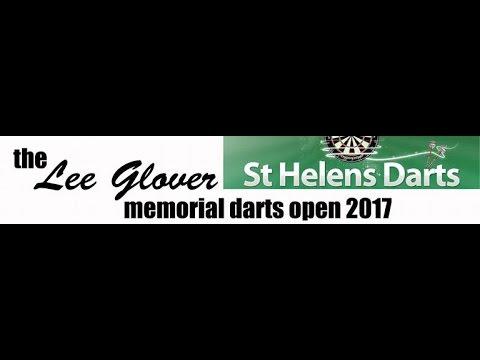Lee Glover Memorial 2017 - 28th January - 1st Round - Colin Lucas vs David Hunter