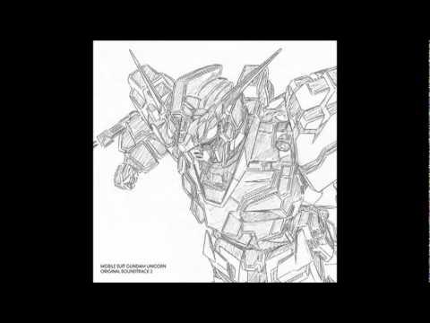 Mobile Suit Gundam Unicorn OST 2 Track 14 - DESERT