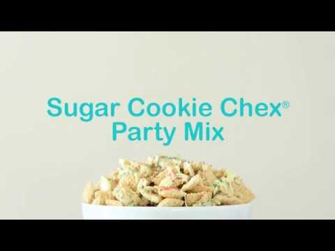 Sugar Cookie Chex™ Party Mix