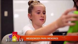 Día a Día por Telemundo Puerto Rico: ¿es Messenger Kids de Facebook una buena idea?