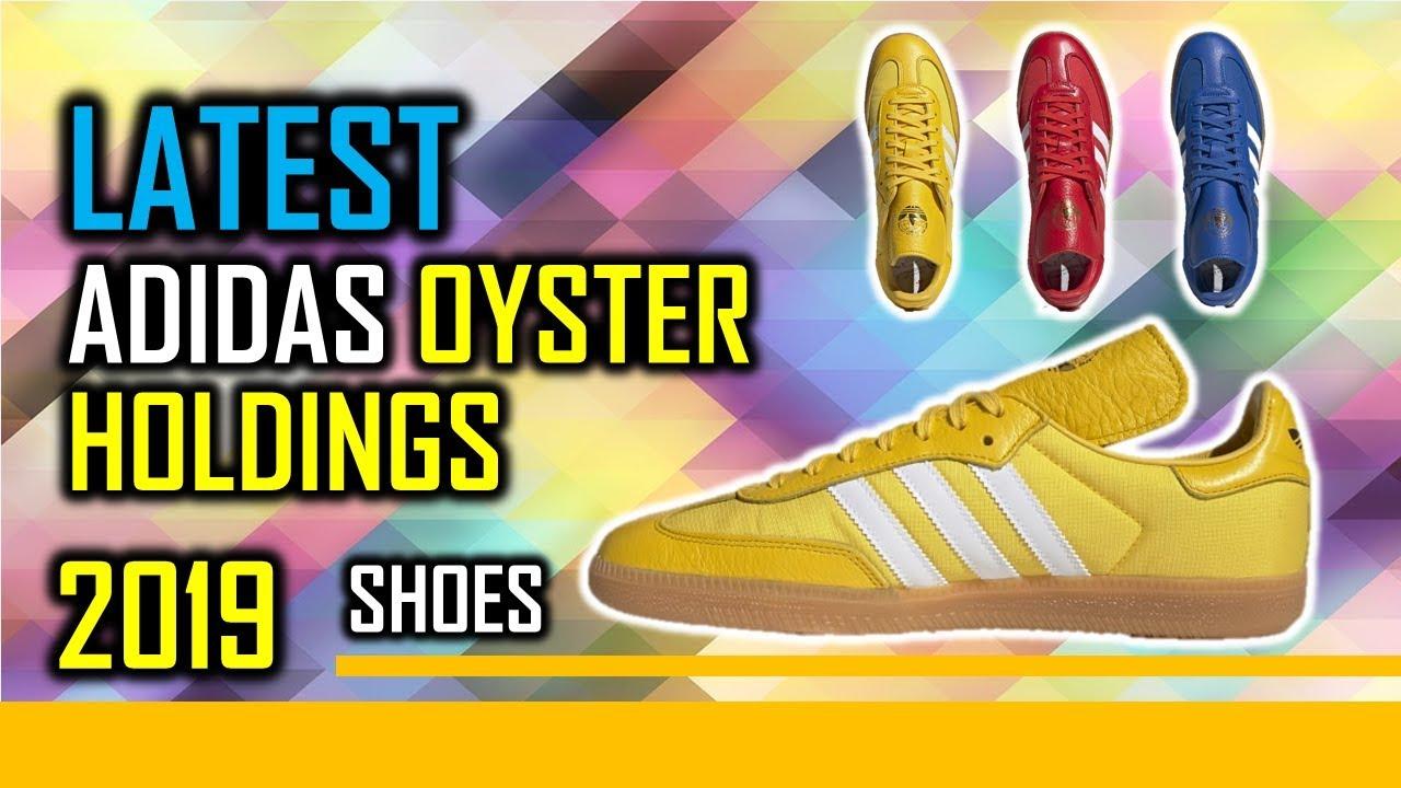 oyster holdings adidas samba