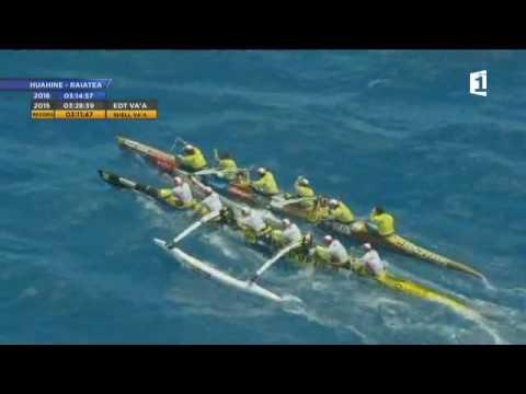 La minute Hawaiki nui 2016 - EDT vs OPT